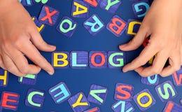 Blog Stockbilder
