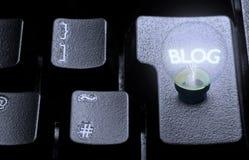 Blog Lizenzfreie Stockbilder