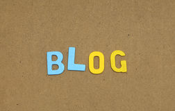 Blog Stockfotos