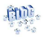 Blog Royalty Free Stock Photo