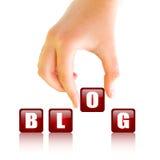 Blog building Stock Photos