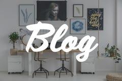 Blog - Cover-Foto Stockfoto