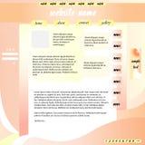 Blog di Web site Immagini Stock Libere da Diritti