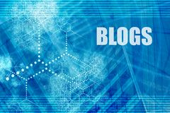 Bloge Lizenzfreie Stockfotografie