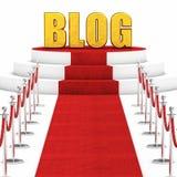 Blogg Arkivbilder