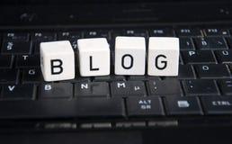 Blogg Arkivfoto