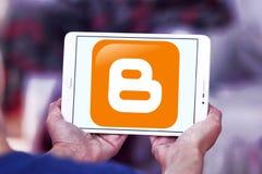 Blogger logo Stock Images