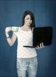 Blogging Mode Lizenzfreie Stockbilder