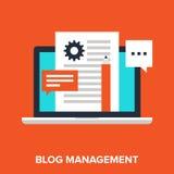 Blogging Royalty Free Stock Image