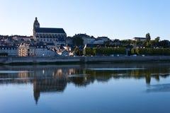 blois Γαλλία Στοκ εικόνα με δικαίωμα ελεύθερης χρήσης