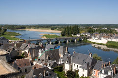 Blois Франция Стоковое фото RF