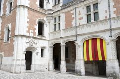 Blois Stockfoto