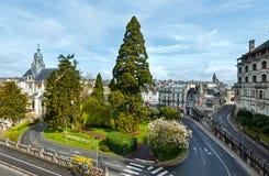 Blois auf der Loire (Frankreich) Lizenzfreies Stockbild