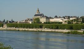 Blois, Casteles der Loires, Frankreich Lizenzfreies Stockbild