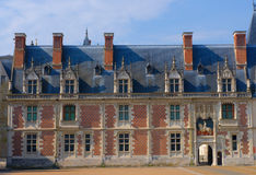 Blois castle Royalty Free Stock Photos