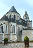 Blois Cathedral, France. Royalty Free Stock Images