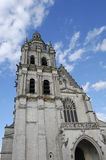 Blois Cathedral Stock Images