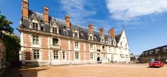 Blois, Château de Blois Stockfotos