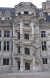 Blois chateau Royalty Free Stock Photo