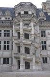 Blois Chateau Lizenzfreies Stockfoto