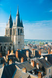 Blois detail Royalty Free Stock Images
