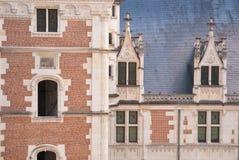 Blois Fenster Stockfotografie
