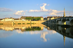 Blois, France Stock Photo