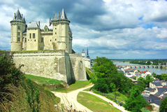 Blois, France Royalty Free Stock Photos