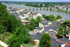 Blois, France Stock Photo