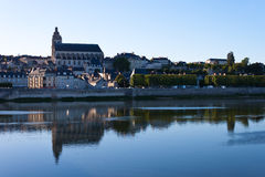 Blois, France Royalty Free Stock Image