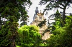Blois, France. The church near the castle of Blois, Loire Valley, France Stock Image