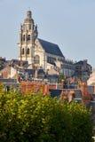 Blois, Francia, el valle del Loira fotos de archivo libres de regalías