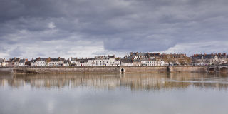 Blois, Frankreich. Stockbilder