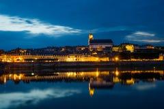 Blois Frankreich Stockfotografie