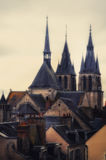 Blois, Frankreich Lizenzfreies Stockbild