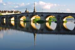 Blois, Frankrijk Stock Foto