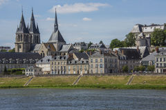 Blois - Loire Valley - France Royalty Free Stock Images