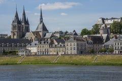 Blois - Loire Valley - Frankreich Lizenzfreie Stockbilder