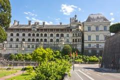 Blois roszuje Górską chatę De Blois w Loire dolinie, Francja zdjęcie stock