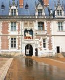 Blois Schloss Stockfotografie
