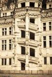 Blois Strichleiter Stockfoto