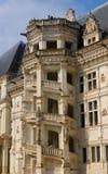 Blois Treppenhaus Stockfotografie