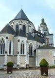 Bloiskathedraal, Frankrijk Royalty-vrije Stock Afbeeldingen