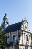 Bloiss Kirche des Heiligen Vincent Lizenzfreies Stockbild