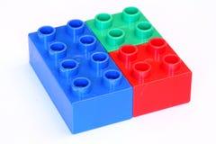 bloków target2226_1_ obrazy stock