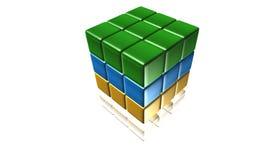 Blok Royalty-vrije Stock Afbeelding
