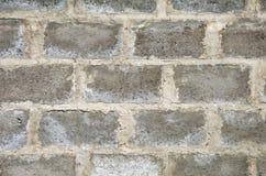 Blok kamienna ściana Fotografia Stock