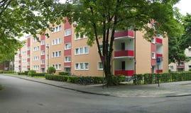 Blok mieszkaniowy Zdjęcie Royalty Free