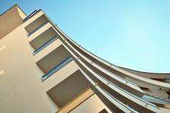 blok mieszkaniowy nowoczesnego Zdjęcie Royalty Free