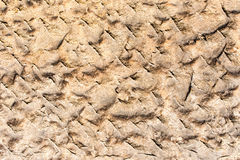Blok piaskowiec - szczegół 1 Zdjęcie Stock